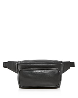 Armani - Leather Belt Bag