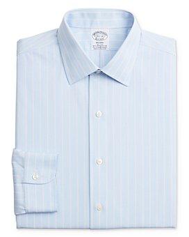 Brooks Brothers - Stripe Classic Fit Dress Shirt