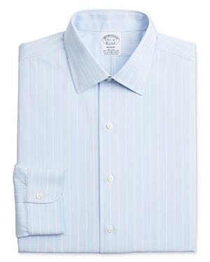 Stripe Classic Fit Dress Shirt