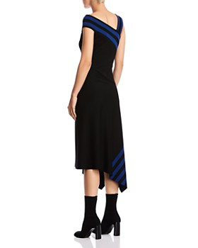 Bailey 44 - Asymmetric Midi Dress