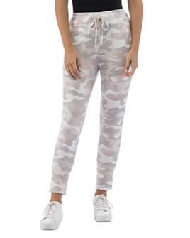 B Collection by Bobeau - Camo Jogger Pants