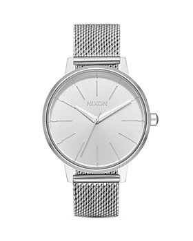Nixon - Kensington Milanese Mesh Bracelet Watch, 37mm