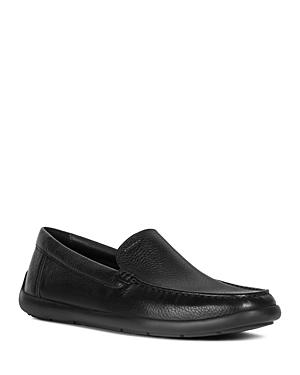 Geox Men\\\'s Devan Leather Moccasins