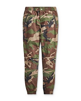 Ralph Lauren - Boys' Camo Jogger Pants - Big Kid