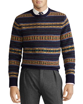 Polo Ralph Lauren - Fair Isle Wool Sweater