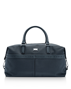 Ted Baker FACTOR BRANDED NYLON HOLDALL