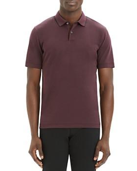 Theory - Standard Piqué Regular Fit Polo Shirt