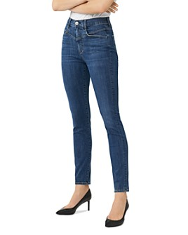 3x1 - Jesse High-Rise Straight-Leg Jeans in Charter