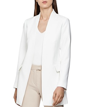 REISS - Tally Collarless Open Jacket