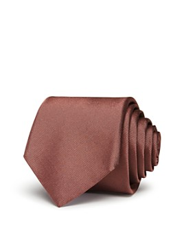 Theory - Roadster Solid Matte Silk Skinny Tie