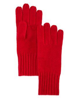 C by Bloomingdale's - Cashmere Gloves - 100% Exclusive