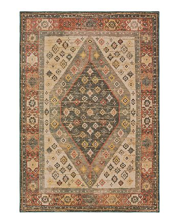 "Oriental Weavers - Toscana 9545D Runner Rug, 2'3"" x 7'6"""