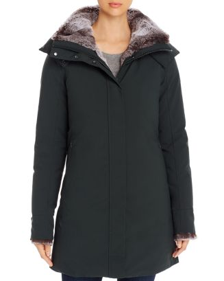 Arctic Faux Fur Trim Parka by Save The Duck