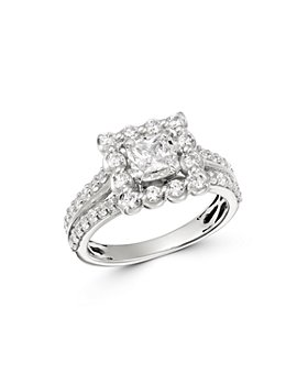 Bloomingdale's - Diamond Engagement Ring in 14K White Gold, 1.50 ct. t.w. - 100% Exclusive