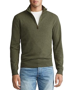 Polo Ralph Lauren Sweaters Merino Wool Half-Zip Sweater