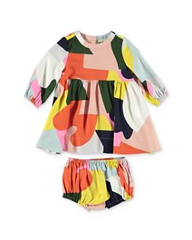 Stella McCartney - Girls' Color-Block Dress & Bloomers Set - Baby