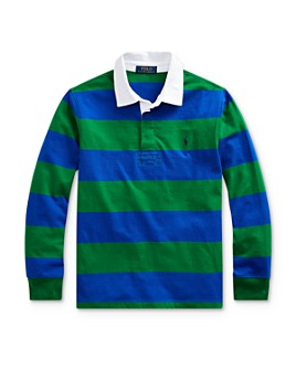 Ralph Lauren - Boys' Striped Rugby Shirt - Big Kid