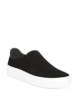 Via Spiga - Women's Velina Flatform Sneakers