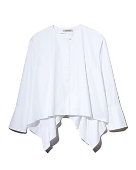 J.CHUNG by W CONCEPT - Gathered-Back Shirt