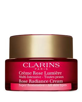 Clarins - Rose Radiance Cream Super Restorative