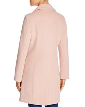 Calvin Klein - Wool-Blend Coat