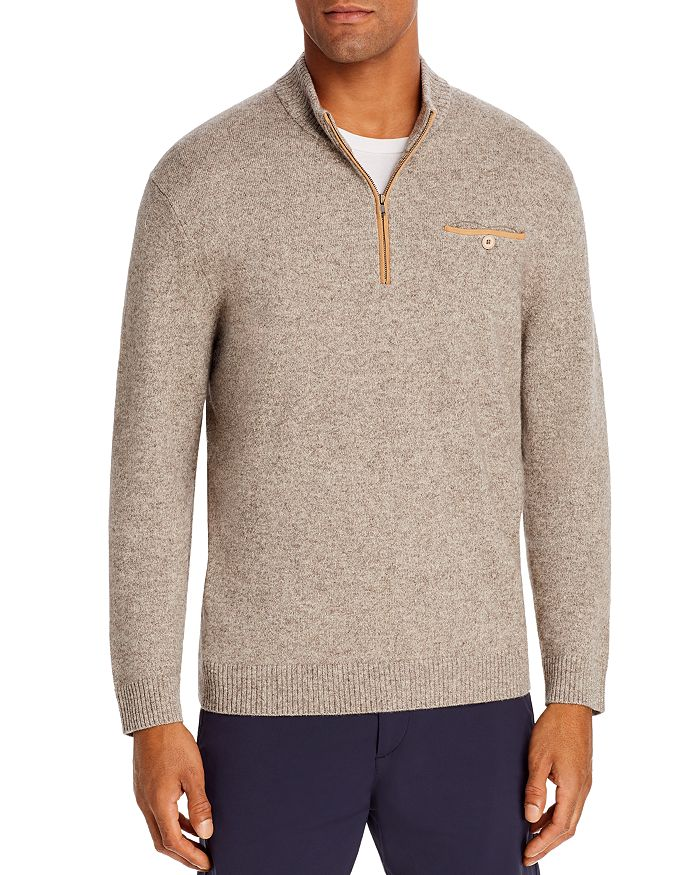 Johnnie-O - Vernon Half-Zip Sweater