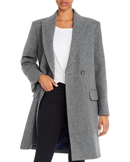 Zadig & Voltaire - Marcov Single-Breasted Coat