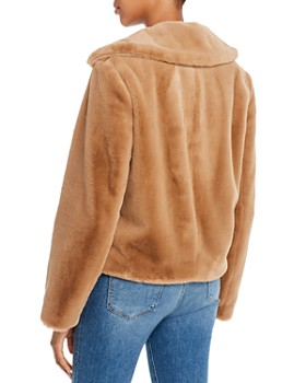 Theory - Luxe Faux-Fur Jacket