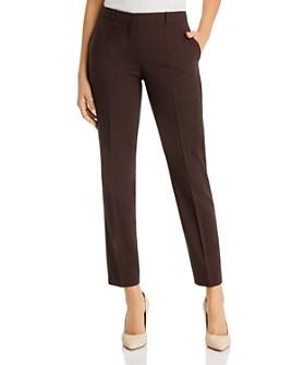 BOSS - Tiluna Stretch-Wool Pants