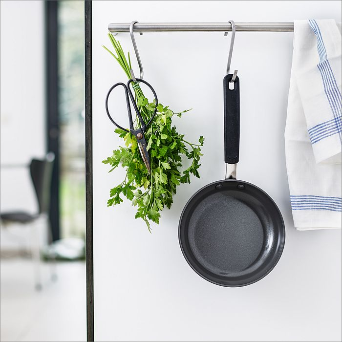 """GreenPan - Levels 8"""" Hard Anodized Stackable Ceramic Nonstick Fry Pan"""