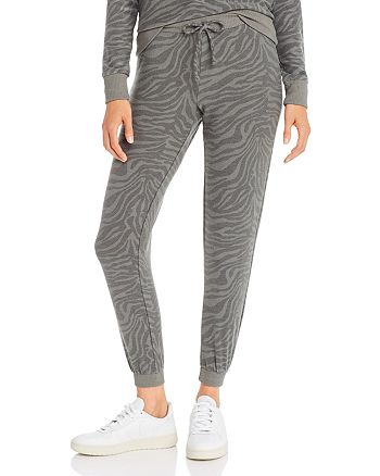 CHASER - Zebra Print Jogger Pants - 100% Exclusive