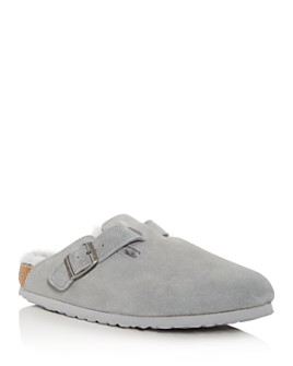 Birkenstock - Women's Boston Shearling Mules