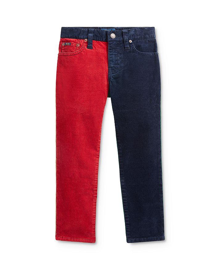 Ralph Lauren - Boys' Varick Corduroy Skinny Pants, Little Kid - 100% Exclusive