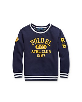 Ralph Lauren - Boys' Polo Graphic Sweatshirt - Little Kid