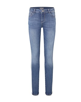 DL1961 - Girls' Chloe Side-Stripe Jeans - Big Kid