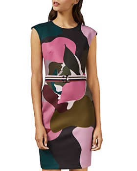 Ted Baker - Ginnia Belted Bodycon Dress