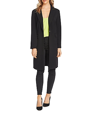 Vince Camuto Coats DOUBLE-WEAVE COAT