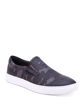 Robert Graham - Men's Buster Slip-On Sneakers