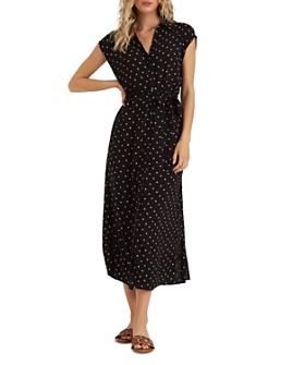 Billabong - Little Flirt Shirt Dress