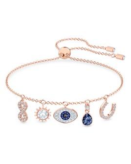 Swarovski - Symbolic Charm Adjustable Bracelet