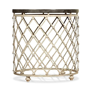 Hooker Furniture Auberose Drum Table
