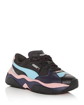 PUMA - Women's STORM.Y Low-Top Sneakers