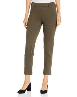 Lyssé - Textured-Knit Pants