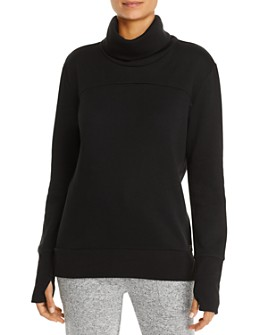 Marc New York - Turtleneck Tunic Sweatshirt