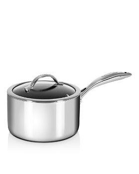 Scanpan - HaptIQ 2.75-Quart Covered Saucepan