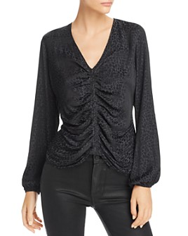 GUESS - Seeley Ruched Top