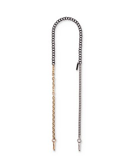 MARC JACOBS - Chain Shoulder Strap