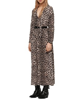 ALLSAINTS - Kristen Leppo Maxi Dress