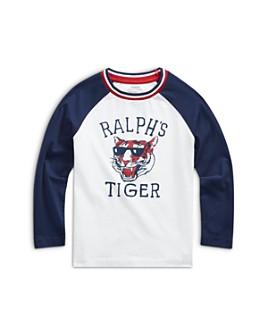 Ralph Lauren - Boys' Ralph's Tiger Tee - Little Kid