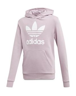 Adidas - Unisex Trefoil Hoodie - Big Kid